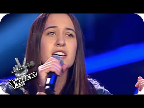 Of Monsters and Men – Little Talks (Camilla) | The Voice Kids 2017 | Blind Auditions | SAT-1