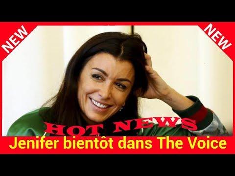 Jenifer bientôt dans The Voice Kids : après son accident, elle donne de ses nouvelles