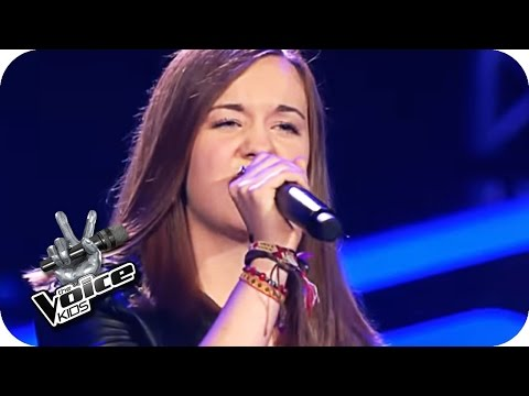 The Pretenders – Don't get me wrong (Nele) | The Voice Kids 2017 | Blind Auditions | SAT.1