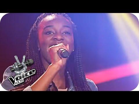 Oleta Adams – Get Here (Elvira)   Blind Auditions   The Voice Kids 2017   SAT.1