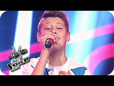 Marlon – Was immer du willst (Can) | The Voice Kids 2017 | Blind Auditions | SAT.1