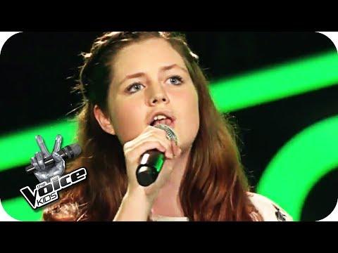 Ellie Goulding – Lights (Lisa) | The Voice Kids 2017 | Blind Auditions | SAT.1