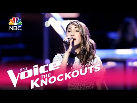 The Voice 2017 Knockout – Hanna Eyre: