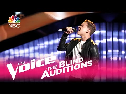 The Voice 2017 Blind Audition – Mark Isaiah:
