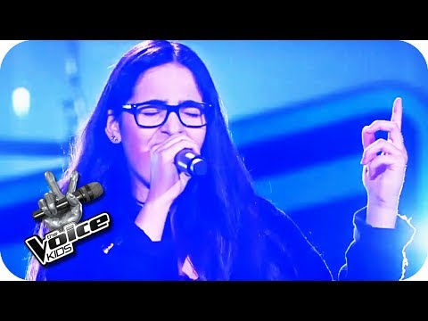 Nirvana – Heart-Shaped Box (Selina) | The Voice Kids 2017 | Blind Auditions | SAT.1