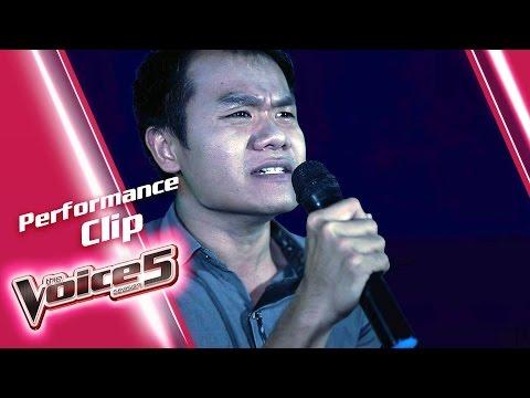 The Voice Thailand – บี้ กฤษณ์ – สั่งบะหมี่หมูโชว์