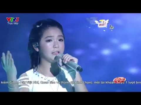 Keep On Moving – Khánh Huyền (The Voice Kid 2016) | Sub Lyric