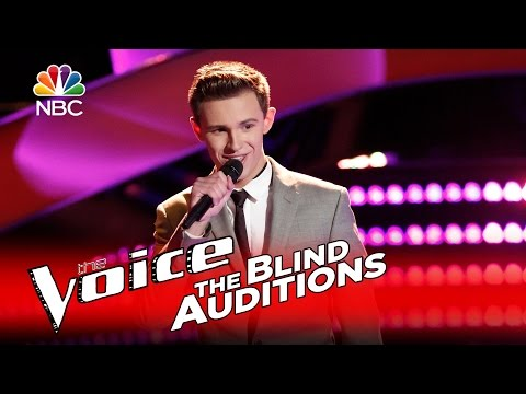 The Voice 2016 Blind Audition – Riley Elmore: