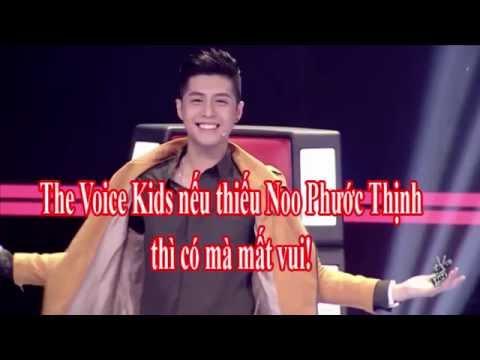The Voice Kids nếu thiếu Noo Phước Thịnh thì có mà mất vui!
