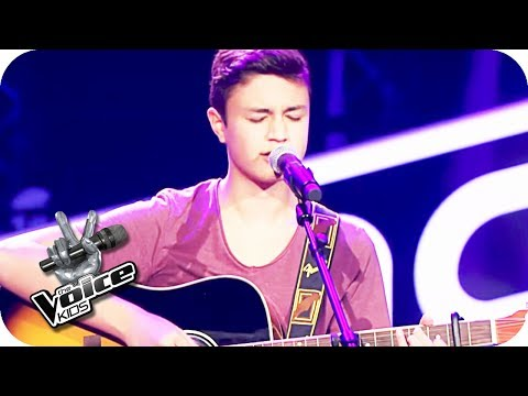 Johannes Oerding – Heimat (Leon) | The Voice Kids 2017 | Blind Auditions | SAT.1
