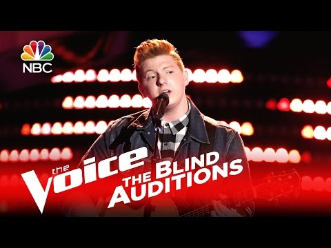 The Voice 2016 Blind Audition – Mike Schiavo:
