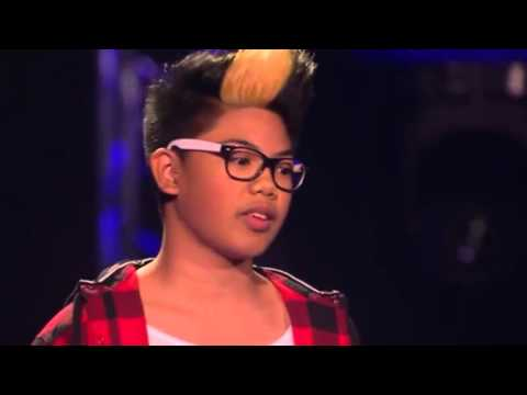 Wilson – What Do You Mean | Blind Audition | The Voice Kids