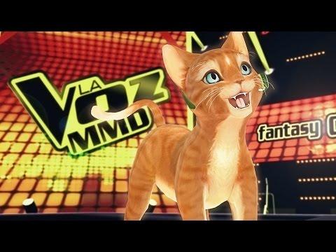 Gato – ROAR (La Voz MMD) Audiciones a ciegas
