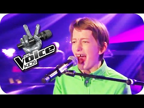 Jerry Lee Lewis – Great Balls Of Fire (Tilman) | The Voice Kids 2015 | Blind Auditions | SAT.1