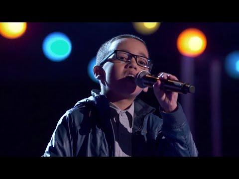 La Voz Kids | Jonael Santiago canta 'Tus Besos' en La Voz Kids