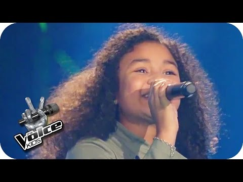 Jessie J.: Masterpiece (Zoë) | The Voice Kids 2015 | Blind Auditions | SAT.1