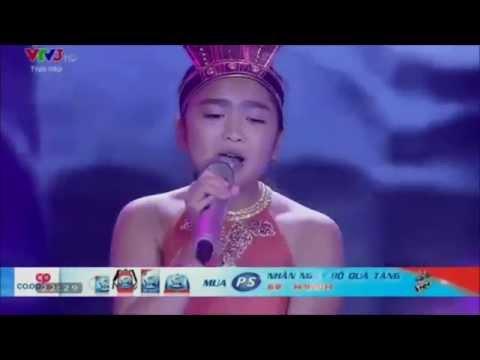 Đất Nước Lời Ru-Nguyễn Thiện Nhân (The Voice Kids Liveshow03)