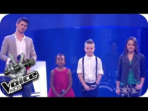 Alicia Keys – Empire State Of Mind (Chelsea, Olivia, Mike) | The Voice Kids 2013 | Battle | SAT.1