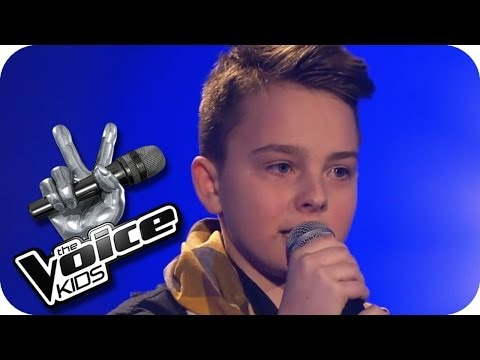 Justin Bieber – Boyfriend (Mike) | The Voice Kids 2013 | Blind Auditions | SAT.1