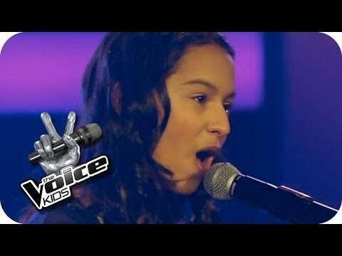 Pink – F**king Perfect (Maira)   The Voice Kids 2013   Blind Audition   SAT.1