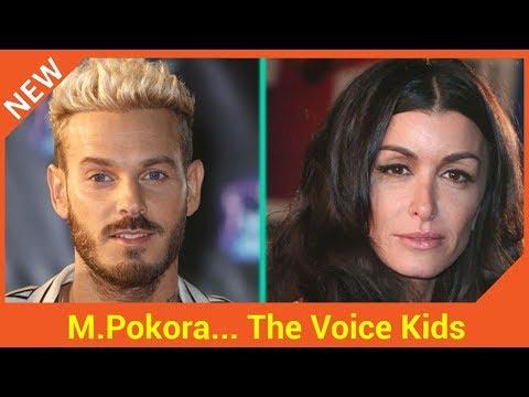 M.Pokora donne des nouvelles de Jenifer, de retour dans The Voice Kids