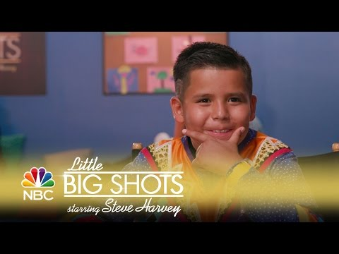 Little Big Shots' Little Big Questions: What Would You Do with $1 Million? (Digital Exclusive)