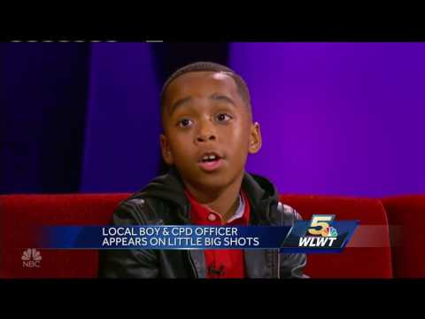 Local 'Little Big Shot' Ellis Weaver featured on national television