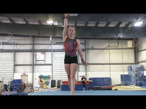 Little Big Shots: Gymnast Grace Walker