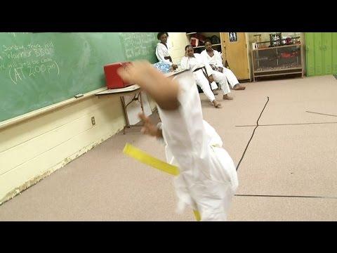 Little Big Shots: A quad of karate kids