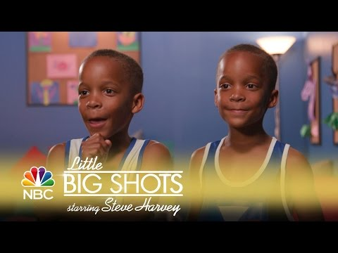 Little Big Shots' Little Big Questions: If You Had a Time Machine… (Digital Exclusive)