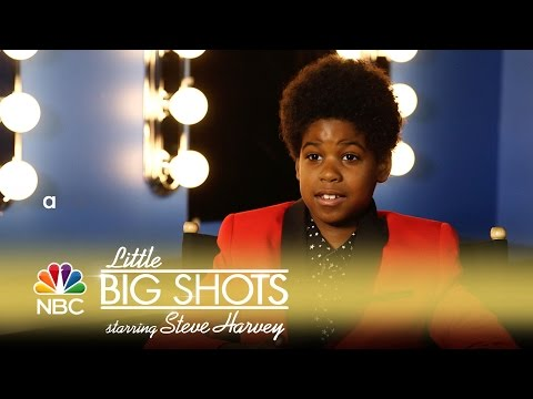 Little Big Shots' Little Big Questions: What Would You Invent? (Digital Exclusive)