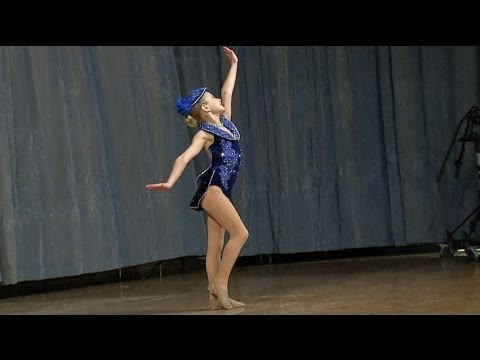 Little Big Shots: Callie DeHart is a talented dancer with NYC dreams