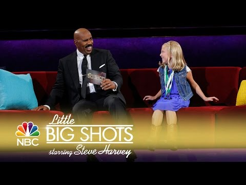 Little Big Shots – Surprise Animal Caller (Episode Highlight)