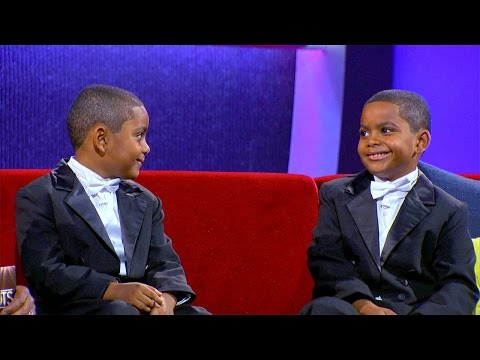 'Little Big Shots': Freddie and Teddie