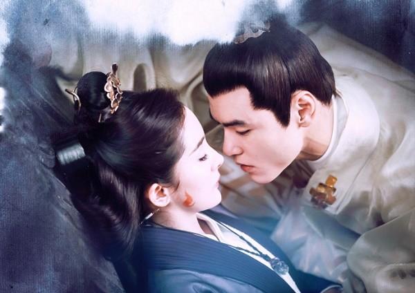 """""""Phù Dao"""": Đỏ mặt vì nụ hôn ướt át liên hoàn của Nguyễn Kinh Thiên và Dương Mịch! - Ảnh 17."""
