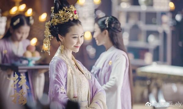 """""""Phù Dao"""": Đỏ mặt vì nụ hôn ướt át liên hoàn của Nguyễn Kinh Thiên và Dương Mịch! - Ảnh 16."""