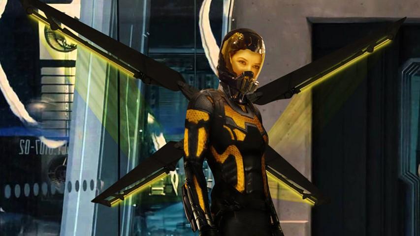 Tìm hiểu về The Wasp - Nàng chiến binh ong nhỏ nhưng có võ của MCU - Ảnh 2.