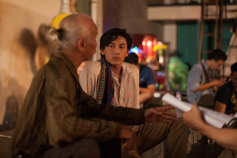 Clip Song Lang: Isaac và Liên Bỉnh Phát liếc mắt đưa tình, kẻ đàn người xướng đốn tim hủ nữ - Ảnh 5.