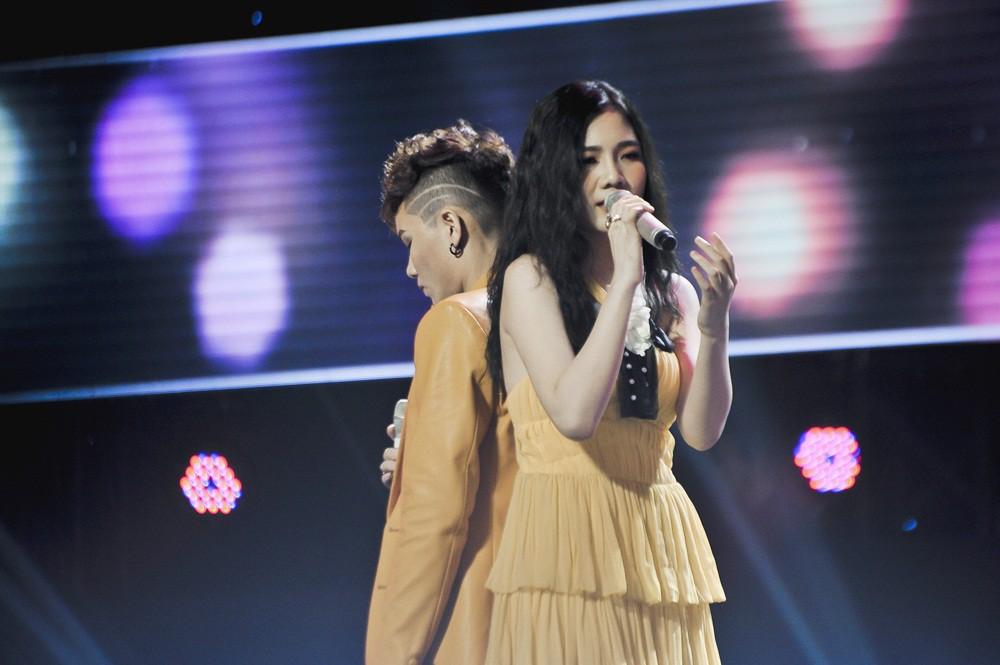 Giọng hát Việt: Hot boy Samuel An đi tiếp dù bị hạn chế trong cách phát âm tiếng Việt - Ảnh 4.