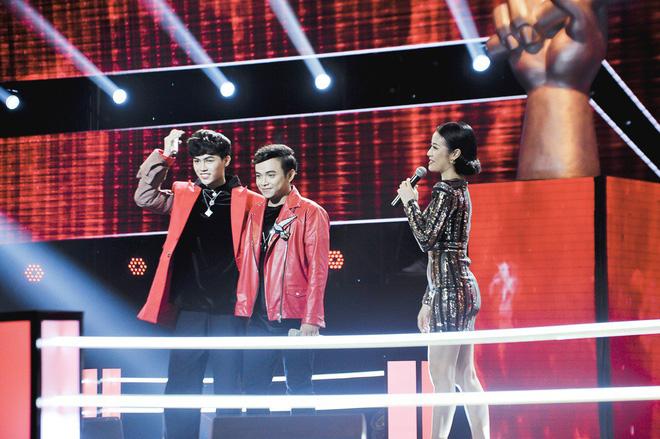 Giọng hát Việt: Hot boy Samuel An đi tiếp dù bị hạn chế trong cách phát âm tiếng Việt - Ảnh 6.