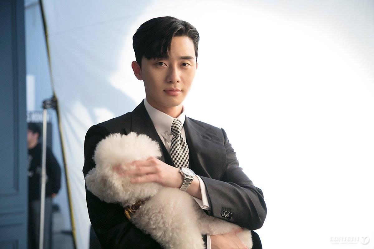 Hết cả hơi để đọc được tên chú chó của Phó chủ tịch Park Seo Joon: Big Bang Andromeda Supernova Sonic - Ảnh 10.
