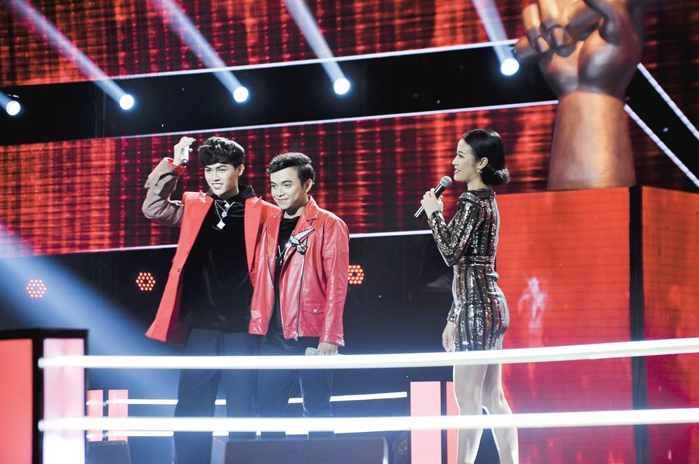 Lam Trường lo lắng khi học trò nói ghét nhau trên sân khấu Giọng hát Việt - Ảnh 3.