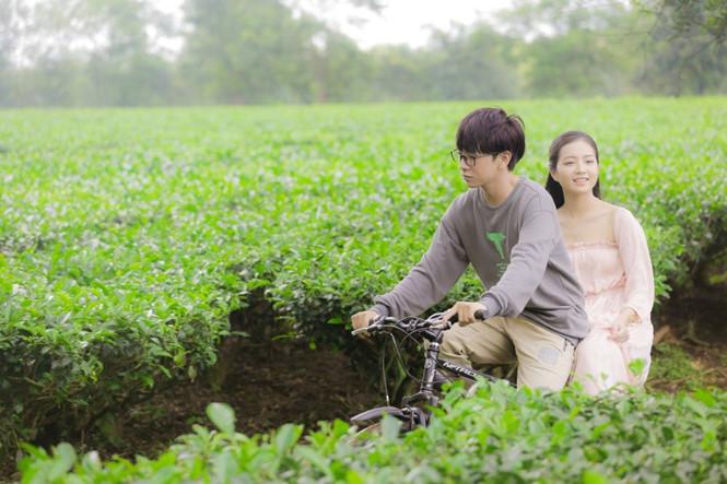 Vân Trang không sợ bị so sánh với Ngô Thanh Vân khi sản xuất phim - ảnh 3