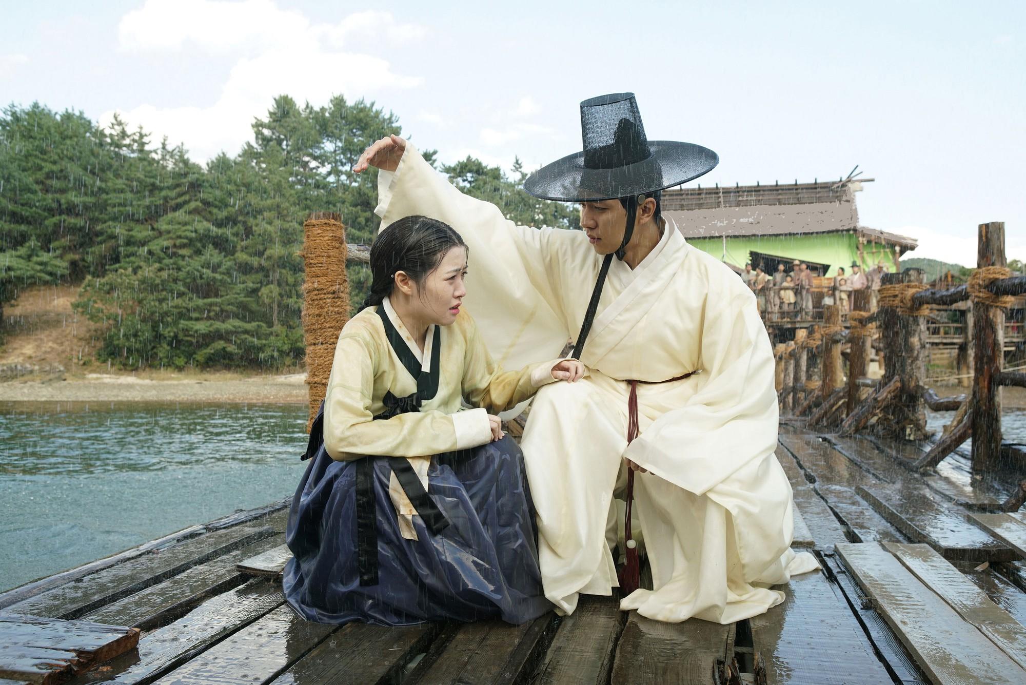 Phim mới của Lee Seung Gi: Khi con rể quốc dân cũng flop dập mặt vì quá thiếu muối - Ảnh 4.