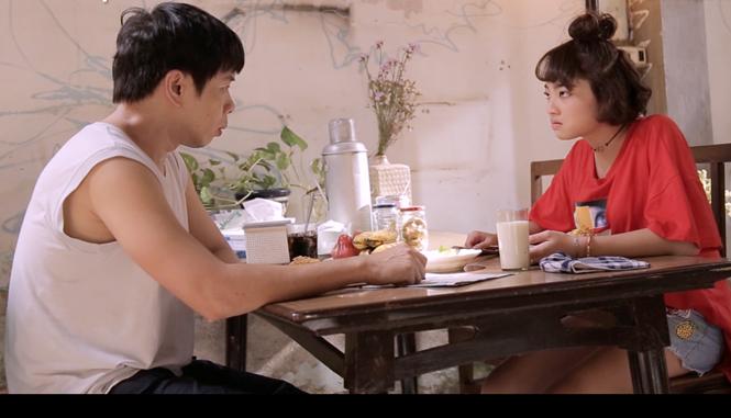 Charlie Nguyễn bắt Thái Hòa quay 33 lần cho một cảnh trong 'Chàng vợ của em' - ảnh 4