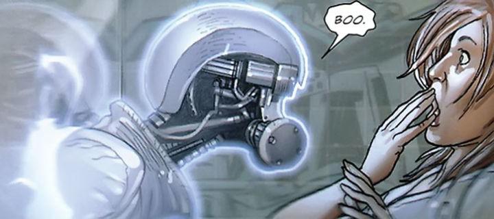 """Ghost – """"Bóng ma"""" một mình cân cả hai anh chị Ong Kiến trong Ant-Man and The Wasp - Ảnh 3."""