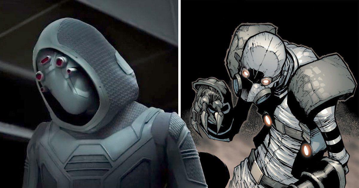 """Ghost – """"Bóng ma"""" một mình cân cả hai anh chị Ong Kiến trong Ant-Man and The Wasp - Ảnh 5."""