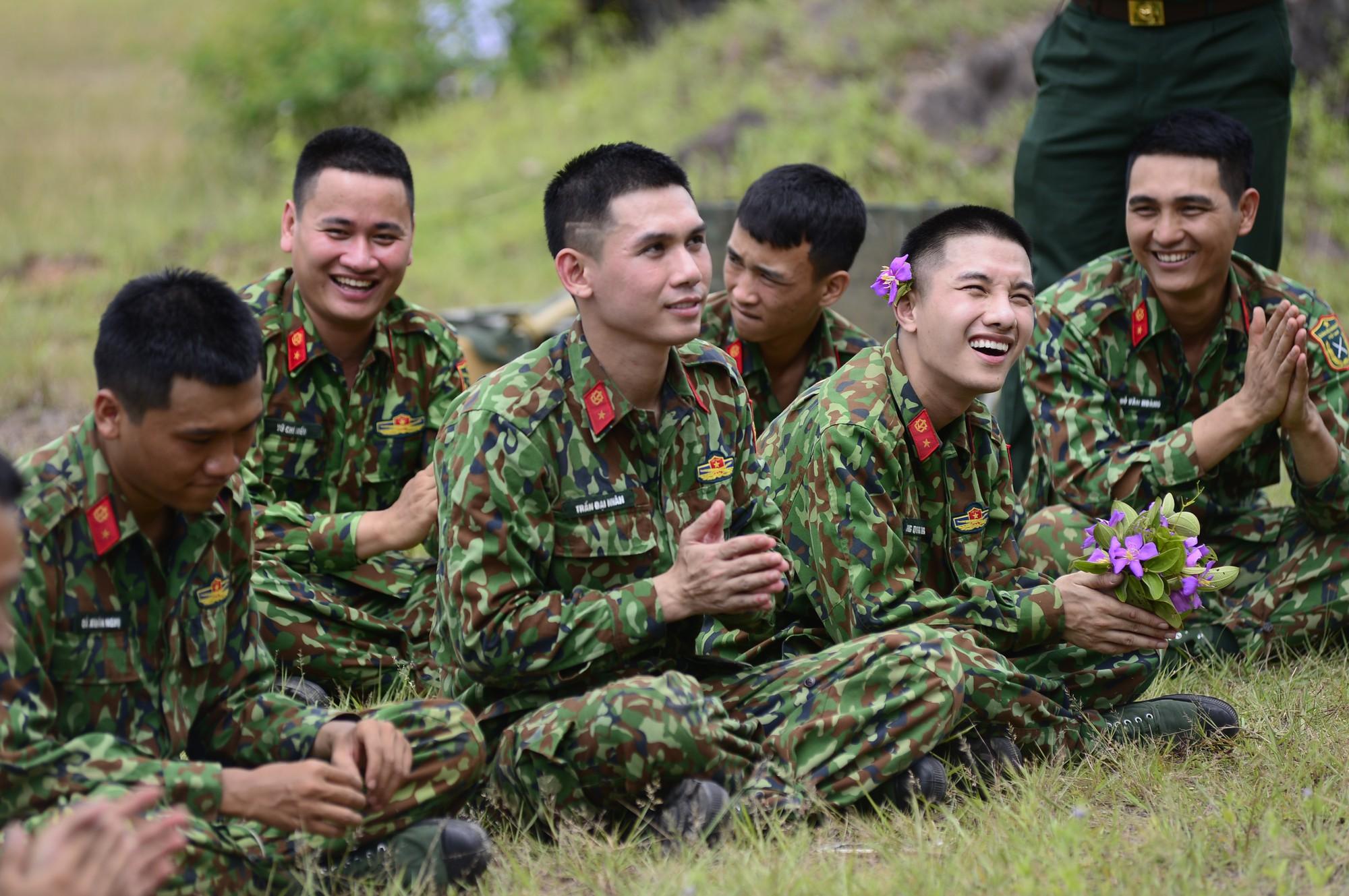 Mr. Cần Trô Xuân Nghị tham gia Sao Nhập Ngũ cùng Đại Nhân, Đăng Dũng - Ảnh 10.
