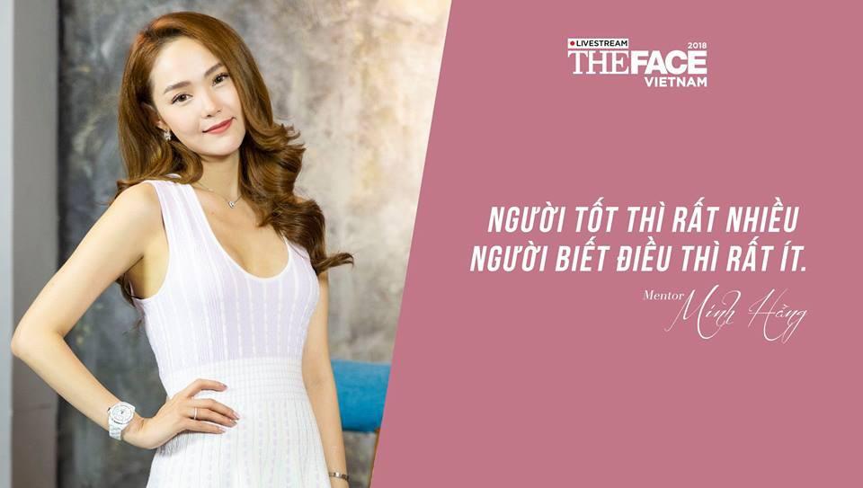 The Face: Minh Hằng nói gì về Võ Hoàng Yến và chiếc cằm bị nghi thẩm mỹ hỏng? - Ảnh 3.