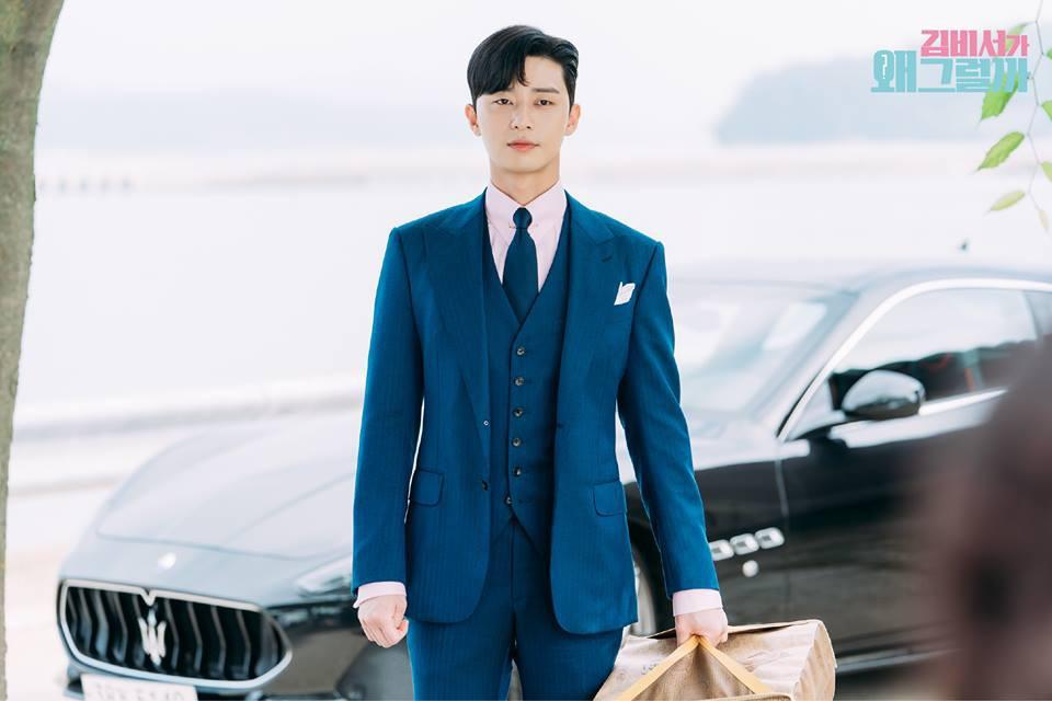 Thư Ký Kim: Phản ứng trái ngược của cặp đôi Park - Park và ekip sau cảnh hôn tủ quần áo - Ảnh 27.